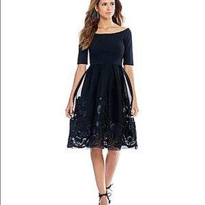 Little black A Line Dress